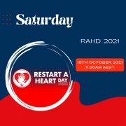 Saturday - RAHD 2021